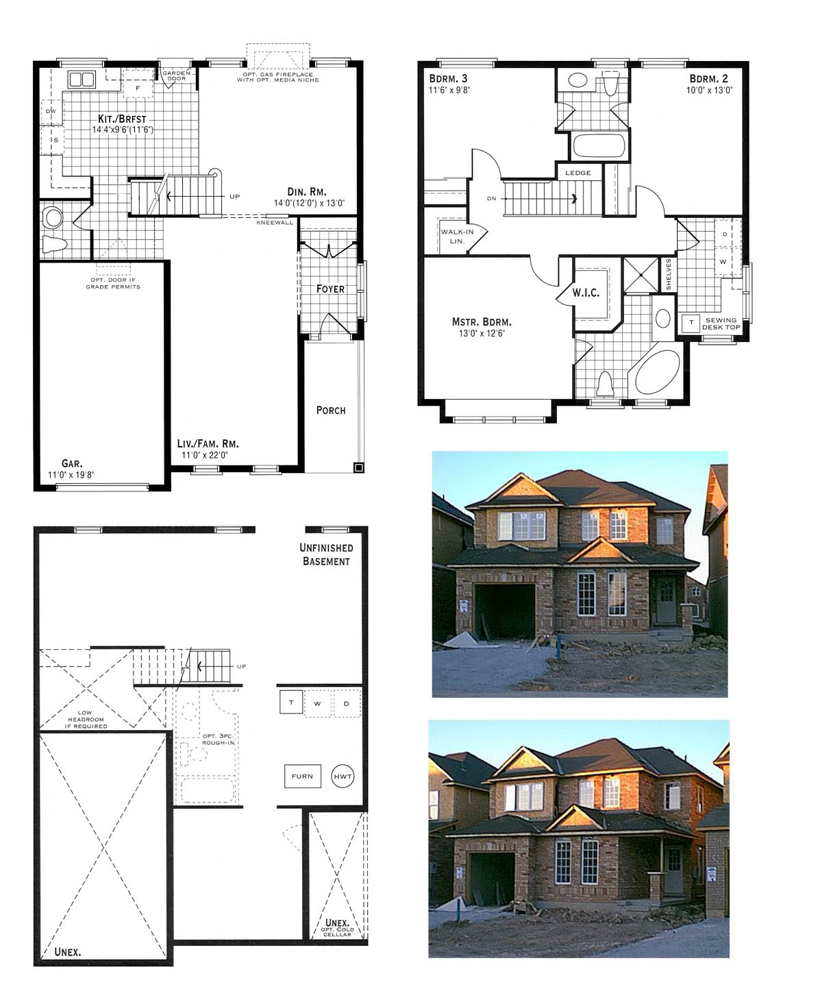 Our house for House plans with photos